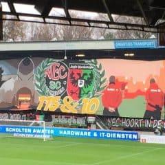 NEC – PEC Zwolle 10 jaar LN'05