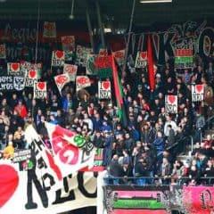NEC – FC Utrecht