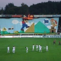 NEC – Dinamo Boekarest (UEFA Cup)