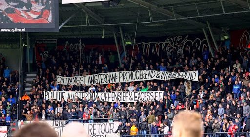NEC – Sparta Rotterdam (play-offs)