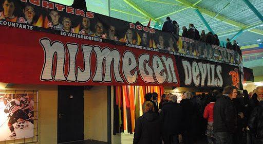 Nijmegen devils kampioen!