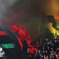 NEC – Sparta Rotterdam
