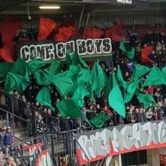 Fotoverslag: NEC – Heracles