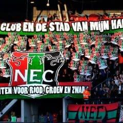 Fotoverslag: NEC – Ajax