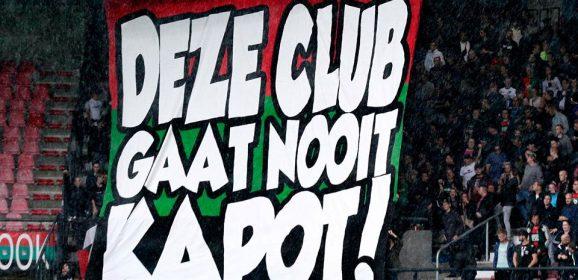 Fotoverslag: NEC – Almere City FC