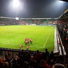 Fotoverslag: NEC – Achilles '29 (KNVB Beker)