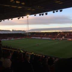 Fotoverslag: Aberdeen FC – Motherwell FC