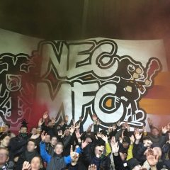 Fotoverslag: NEC – Go Ahead Eagles