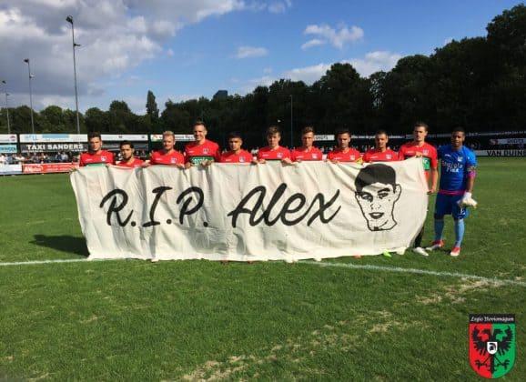 Rest in peace Alex!