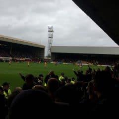 Fotoverslag: Motherwell FC – Rangers FC