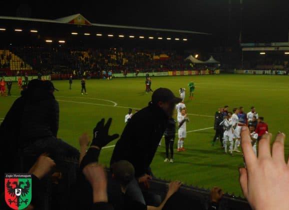Fotoverslag: Go Ahead Eagles – NEC