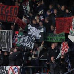 Berichtgeving n.a.v. geweigerde bandieri Helmond Sport – NEC