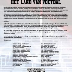 Het land van voetbal