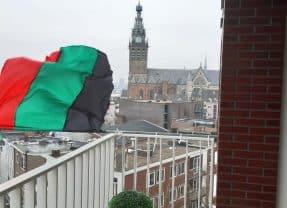 Hang uit de vlag voor NEC!