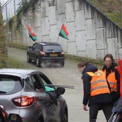 Foto's van Heel Nijmegen kleurt rood groen zwart