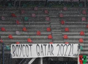 Boycot Qatar 2022