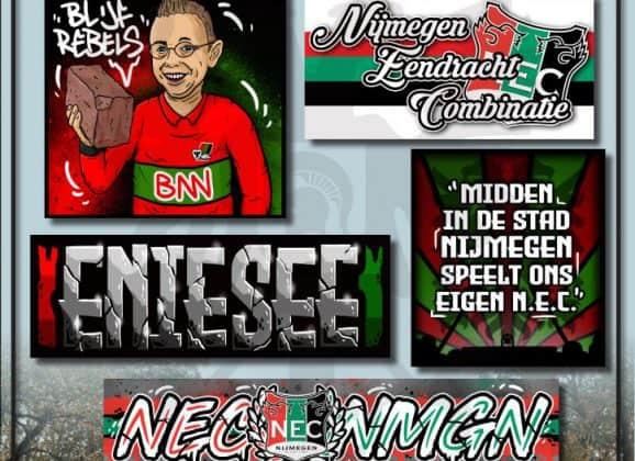 Legio Noviomagum aanwezig bij de NEC Deur Rij Mert!