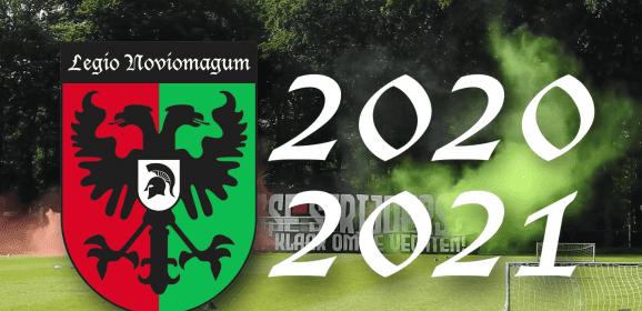 Seizoensoverzicht 2020 – 2021