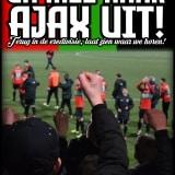 Ga mee naar Ajax uit!